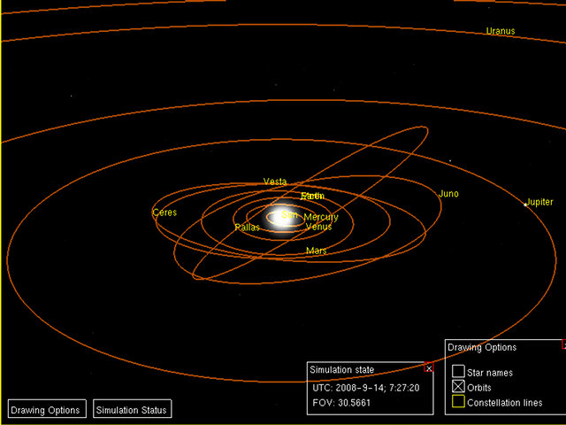 3d solar system orbits pics about space for Outer space 3d model